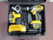 "DEWALT 18v XRP Li-ion 1/2"" Hammer Drill Kit DCD970KL"