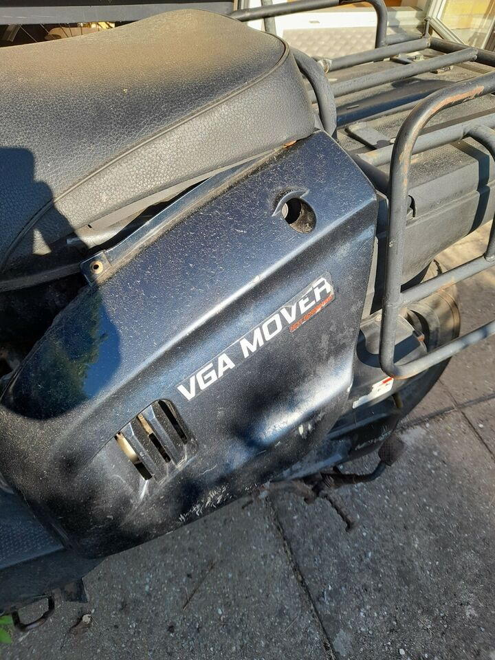 VGA Mower, 2005, Mange km