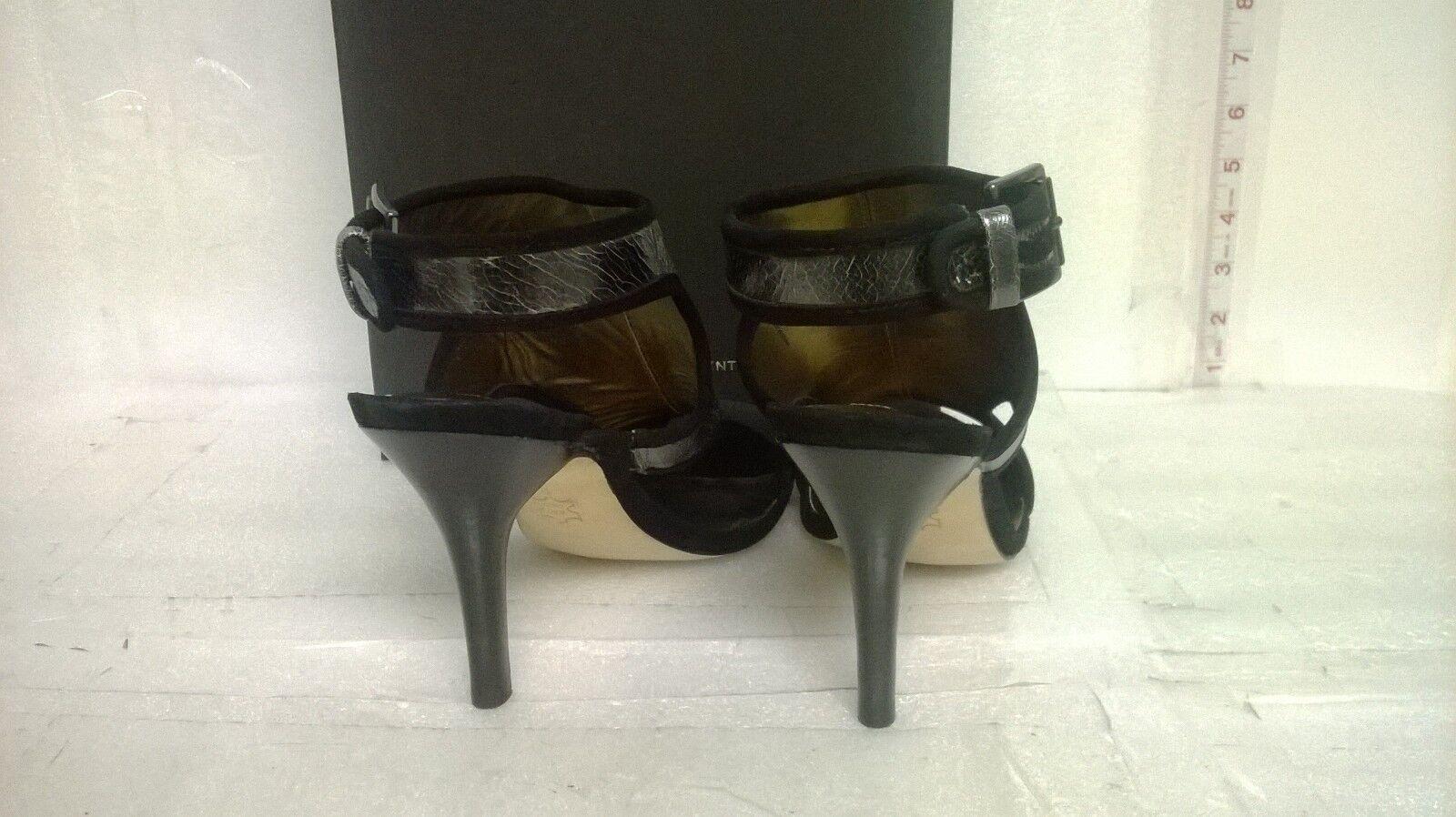 Cynthia Vincent Heels New Damenschuhe Mason Gunmetal Heels Vincent 9 M Schuhes 992507