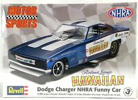 1:25 Scale Dodge Charger Nhra Funny Car Model Kit - Revell 85-4287