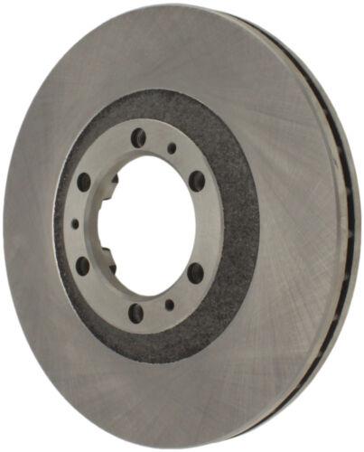Disc Brake Rotor-C-TEK Standard Front Centric 121.43013
