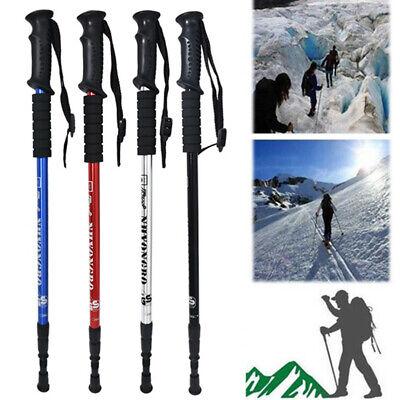 100/% Vintage Bamboo Wood Walking Hiking Stick Staff Trekking Pole Mobility