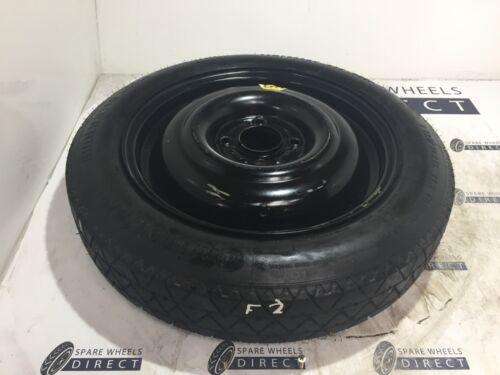"2003-2006 FORD STREETKA 15/"" Rechange Space Saver roue F2"