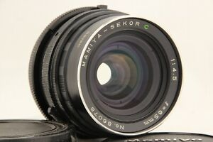 Eccellente-5-MAMIYA-SEKOR-65mm-f-4-5-Wide-C-Lente-per-RB67-Pro-S-dal-Giappone-SD
