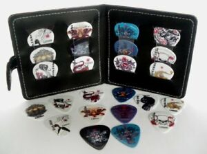 GUITAR-PICK-POUCH-COMPLETE-WITH-12-ROCK-PLECTRUMS-VERY-SPECIAL-OFFER