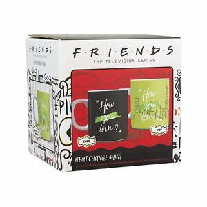 Friends-Comment-You-Doin-Chaleur-Changer-Tasse-Amusant-TV-Memorabilia-The-Cafe
