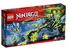 LEGO Ninjago 70730 Chain Cycle Ambush Worldwide Postage
