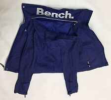 Bench Size M BBQ Jacket Full Zip Sweater Dark Purple Women