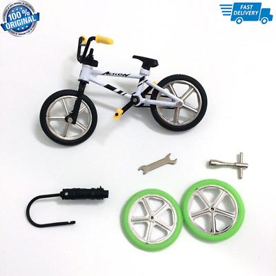 Mini Alloy BMX Finger Bicycle Model Bike Fans Kids Toy Gift Decoration Prope Hot
