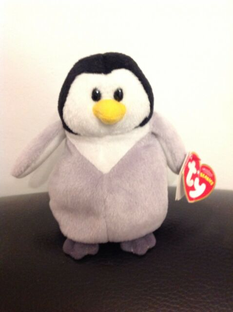 9c2dc3341be Ty Beanie Baby - Slapshot The Penguin 6 for sale online