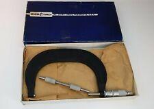 Vintage Scherr Tumico Inc 5 6 Outside Diameter Micrometer 1116