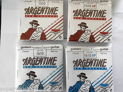 Gypsy Guitar String Tension : savarez argentine gypsy jazz acoustic guitar strings 1510 1510mf 1610 1610mf ebay ~ Vivirlamusica.com Haus und Dekorationen