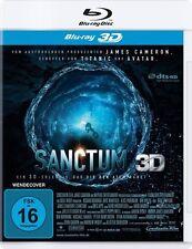 SANCTUM (Richard Roxburgh, Ioan Gruffudd) Blu-ray 3D NEU+OVP
