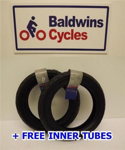 "Pushchair FREE INNER TUBE Bike Tyres 12/"" x 2 x 2-1//4/"" Rubena CLASSIC Pram"