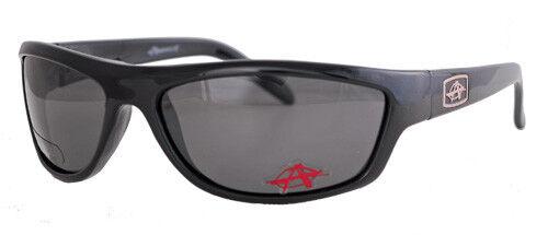 new Anarchy Sunglasses Bedlam Black Frame Smoke Polarized