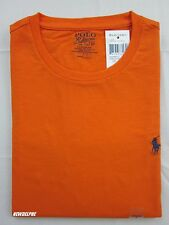 NWT Polo Ralph Lauren Men's Short-Sleeved Custom Fit Crewneck T-Shirt Tee