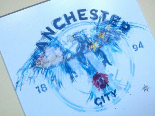 Manchester City Fan Art