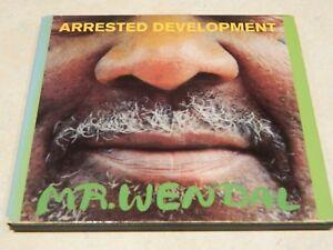 Arrested-Development-Mr-Wendal-CD-Maxi-Single-Australian-version