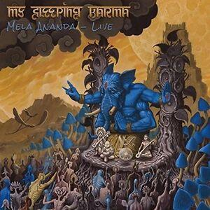 My-Sleeping-Karma-Mela-Ananda-Live-New-CD-UK-Import