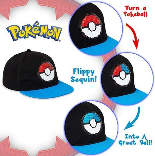 Pokemon Baseball Caps for Ash Ketchum Fan for Boys Girls