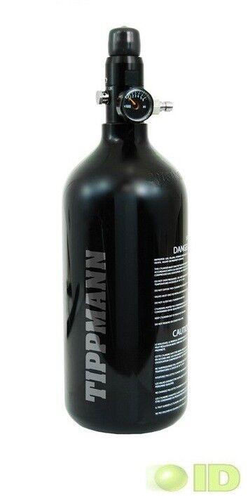 Tippmann 0,8l Alu HP System 200 200 200 Bar / 3000Psi 37f713