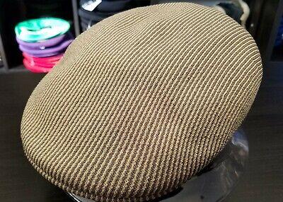 Beige//Smog KANGOL Stripe 504 Cap Style K3304HT