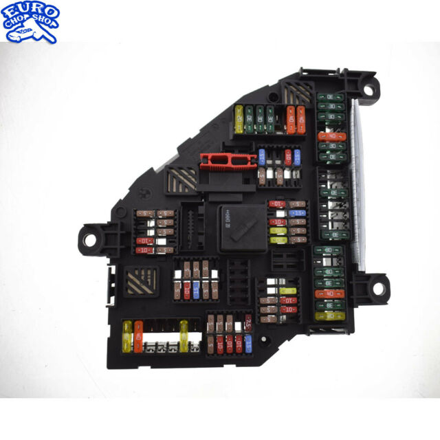 Fuse Box Rear Bmw F10 528i 12