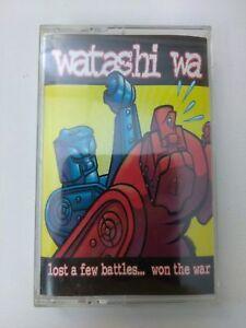 WATASHI-WA-Lost-A-Few-Battles-Won-The-War-BRC1417-Cassette-Tape