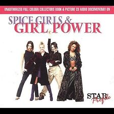 Audio CD The Spice Girls & Girl Power Star Profile - Spice Girls - Free Ship