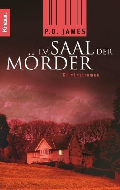 Im Saal der Mörder von P. D. James (2008, Taschenbuch)
