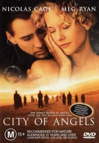 1 of 1 - CITY OF ANGELS : NEW DVD