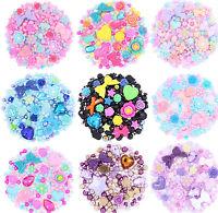 CRAFT KIT Sparkle Cabochon Pearls Diamante Set Kit Decoden Embellishment Mix