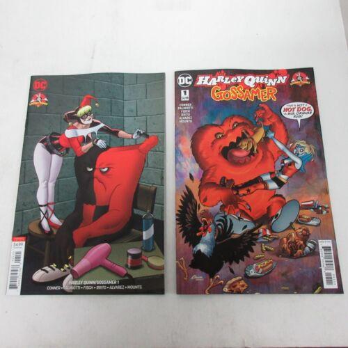 Gossamer #1 Original /& Variant NM DC Comics Looney Tunes Harley Quin