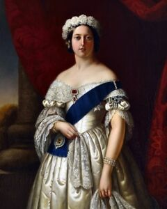 New 8x10 Photo Great Britain Her Majesty Queen Victoria of the United Kingdom