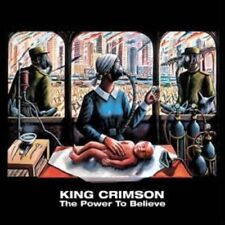 The Power to Believe by King Crimson (CD, Oct-2008, Discipline)