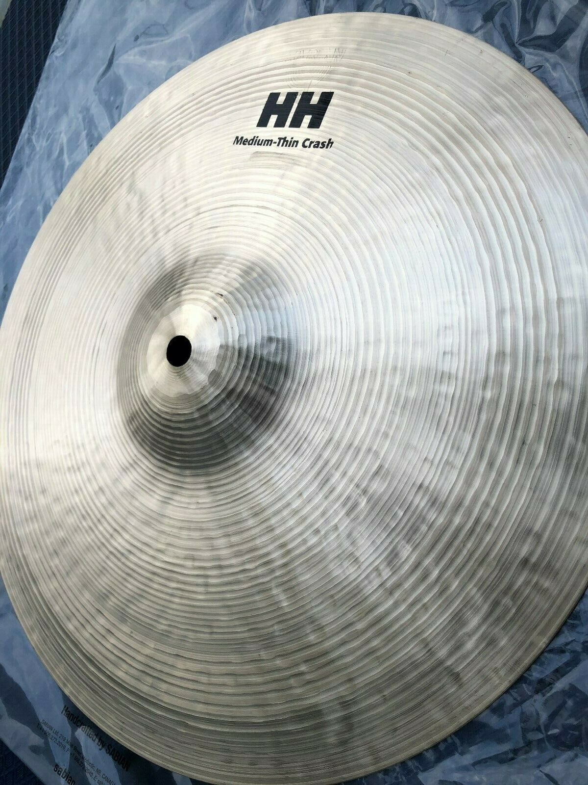 Sabian 13  HH Medium Thin Crash