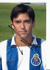 Paulo Ferreira FC Porto TOP Foto Original Signiert +A40321