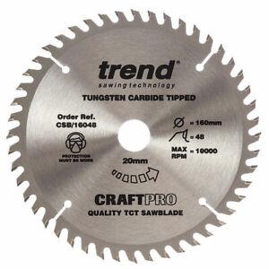 Trend CSB//30096 Craft Saw Blade 300mm x 96 teeth x 30mm
