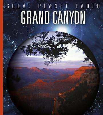 "1 of 1 - ""VERY GOOD"" Bodden, Valerie, Grand Canyon (Great Planet Earth), Book"