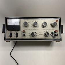 New Listingvintage Heathkit Ig 18 Sine Square Audio Generator Electronic Tool Untested