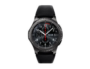 Samsung Gear S3 Frontier Black R765 Bluetooth Smartwatch (Large Band)