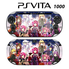 Vinyl Decal Skin Sticker for Sony PS Vita PSV 1000 Angel Beats