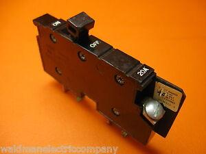 20-AMP-XO-BREAKER-Single-Pole-Square-D-amp-Cutler-Hammer