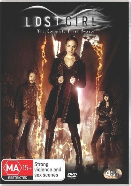 Lost Girl : Season 1 (DVD, 2011, 4-Disc Set)*Terrific Condition*
