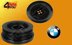 VIBRATION-DAMPER-CRANKSHAFT-PULLEY-BMW-3-E46-E90-E92-E91-E93-325-330-335-D
