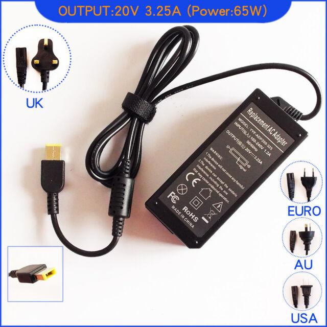 Laptop Ac Adapter Power Supply for Lenovo ThinkCentre C260 C470 M53 M73 M93P