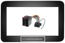 PIONEER  ISO  Adapter DEH-X3500UI DEH-X5500BT DEH-X6500DAB DEH-X7500SD