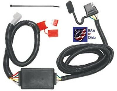 Trailer Hitch Wiring Harness For Subaru Outback Wagon 2005 ...