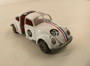 Coccinelle Herbie Beetle Matto Disney # 53 N O 2 1/43