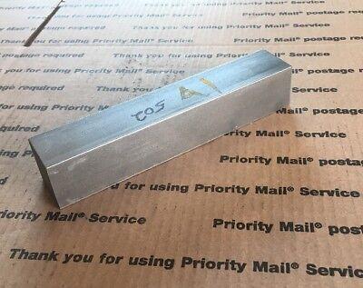 "1 1//2 Square Steel Bar 1.50 CF 1018 Solid Blacksmith Iron Machining Bar 12/"" Long"